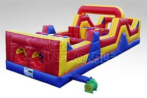 beans-bounce-houses-springhill-open-obstacle-course